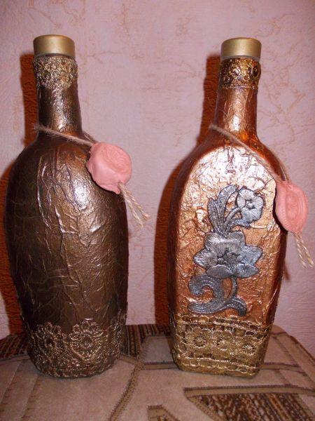 что подарить мужчине, подарки для мужчин, декоративные бутылки «Антика».